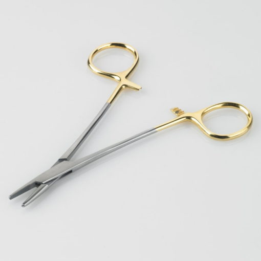 Crilewood Needle Holder Tungsten Carbide