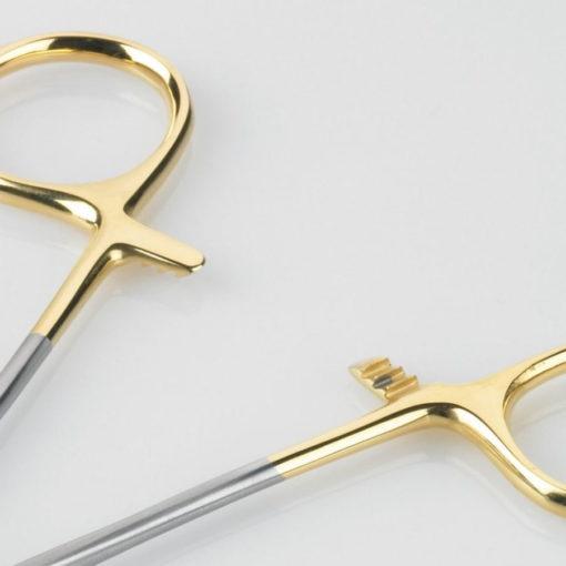 Crilewood Needle Holder Tungsten Carbide Handles