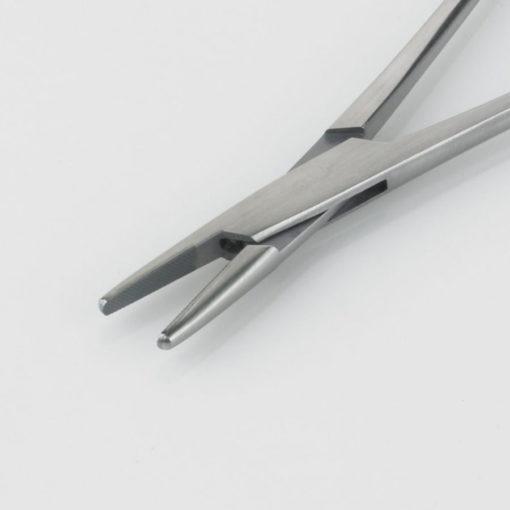 Crilewood Needle Holder Tungsten Carbide Jaws