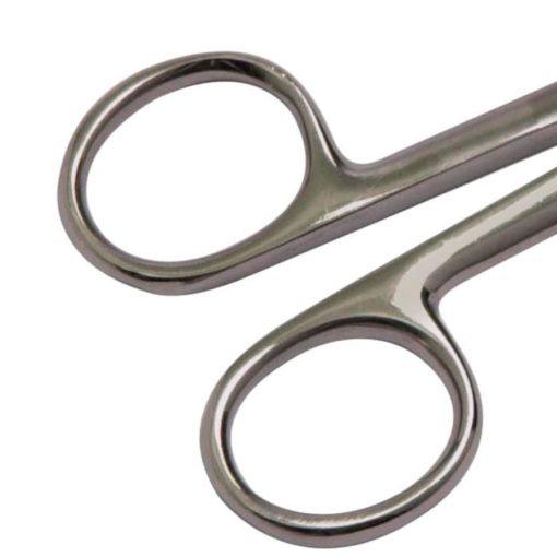 Dressing Scissors BluntSharp Straight 14cm handles min