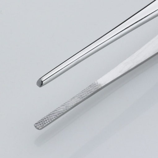 Gillies Dissecting Forceps Serrated 15cm Product Image Jaws min