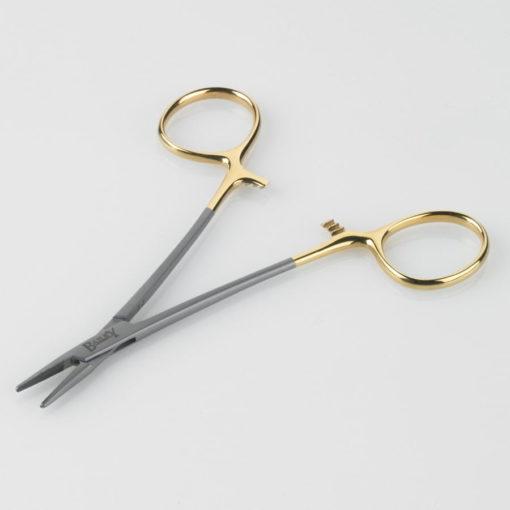 Halsey Needle Holder Tungsten Carbide 12.5cm