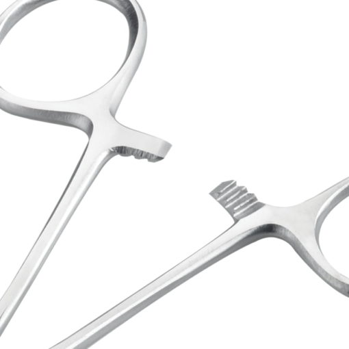 Halstead Curved Artery Forceps Lock