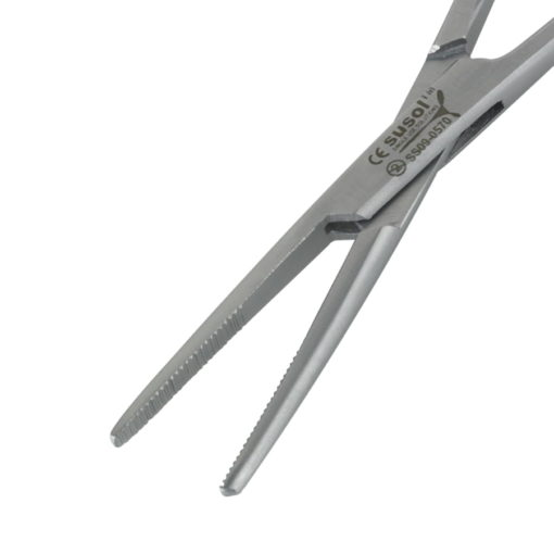 Jaws Single Use Cairn Straight Artery Forceps