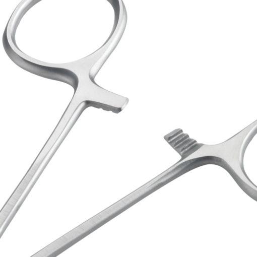 Lock of Single Use Halstead Artery Forceps Straight