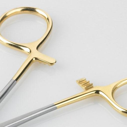 Mayo Needle Holder Tungsten Carbide Handles