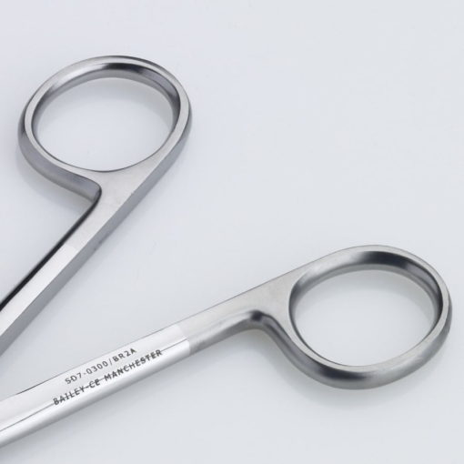 Mayo Scissors Straight 14cm Handles min
