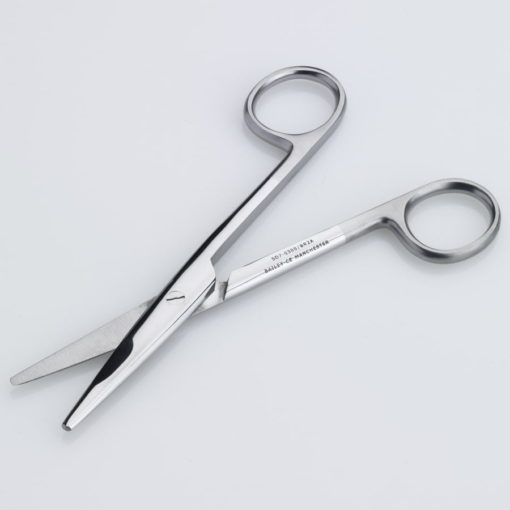 Mayo Scissors Straight 14cm min