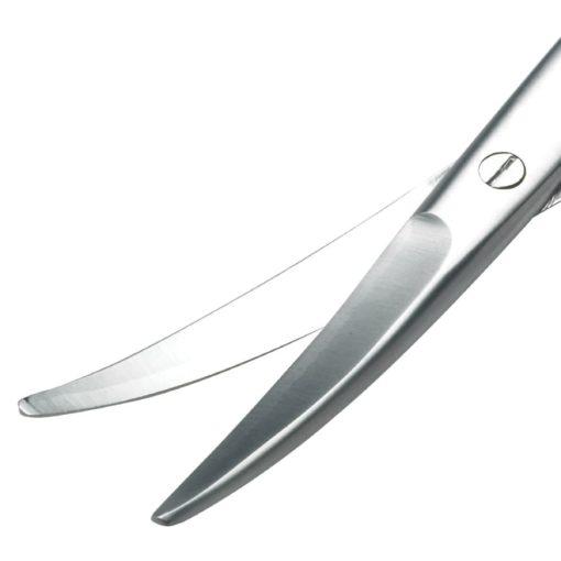 Mayo U Cut Scissors Curved 20cm Cutting Edge min