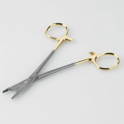 Olsen Hagar Needle Holder – Tungsten Carbide
