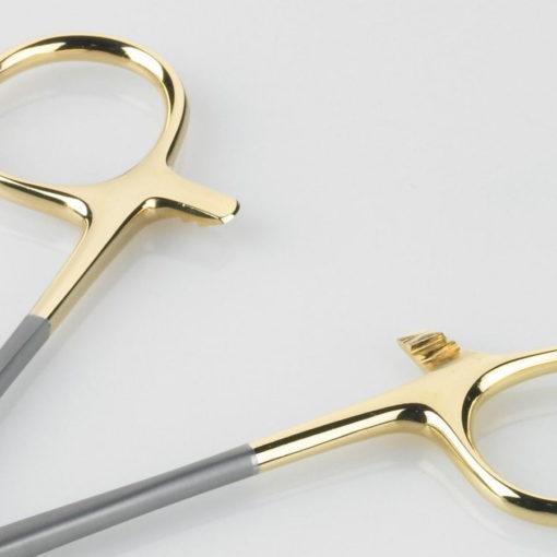 Olsen Hagar Needle Holder – Tungsten Carbide Handles