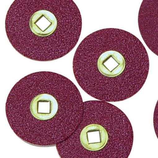 Sanding Discs Close Up 2 min