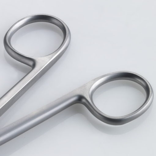 Single Use May Scissors Curved 14cm Handles min
