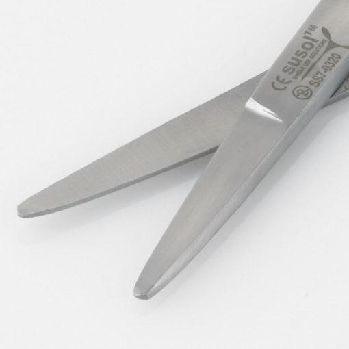 Single Use Mayo Stille Scissors Straight 14cm Cutting Edge min