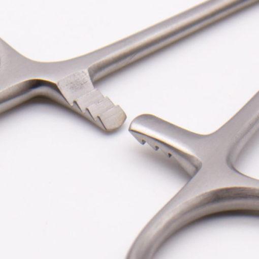 Spencer Wells Straight Artery Forceps handles