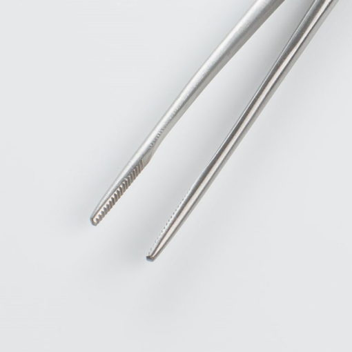 Susol Single Use Aural Tilley Forceps 15cm x 6.5cm pk10 Product Image Jaws min