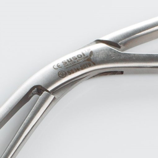 Susol Single Use Aural Tilley Forceps 15cm x 6.5cm pk10 Product Image Joint min