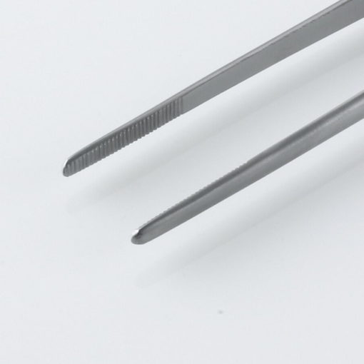 Susol Single Use Cont Dissecting Forceps Serrated 25cm pk10 Tip min