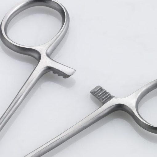 Susol Single Use Crile Murray Needle Holder 15cm pk10 Handles