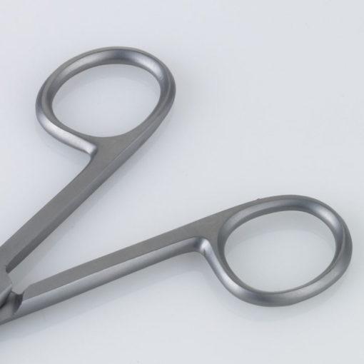 Susol Single Use Dressing Scissors Blunt Sharp 13cm pk10 handles min