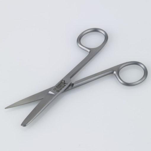 Susol Single Use Dressing Scissors Blunt Sharp 13cm pk10 min