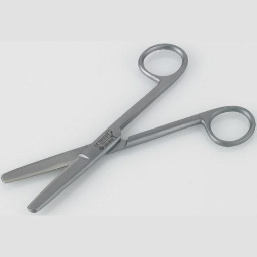 Susol Single Use Dressing Scissors BluntBlunt Straight 15cm pk10 min