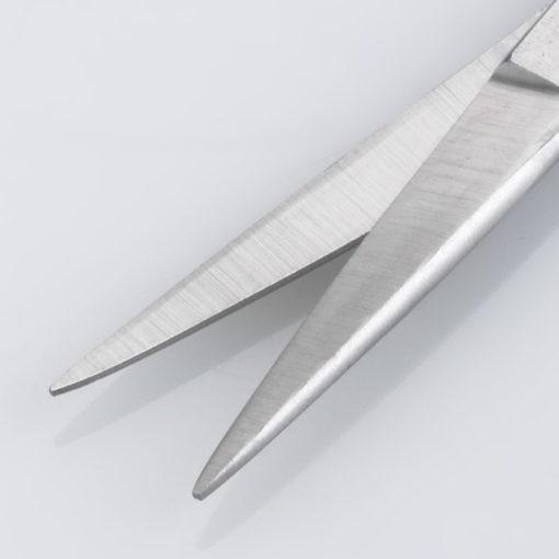 Susol Single Use Dressing or Stitch Scissors SharpSharp Straight 13cm pk10 cutting edge min