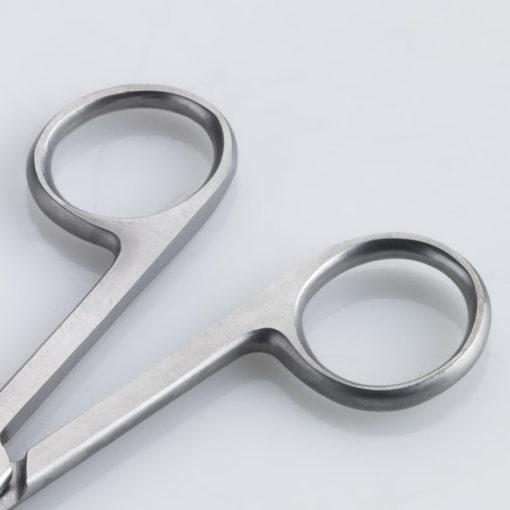 Susol Single Use Dressing or Stitch Scissors SharpSharp Straight 13cm pk10 handles min