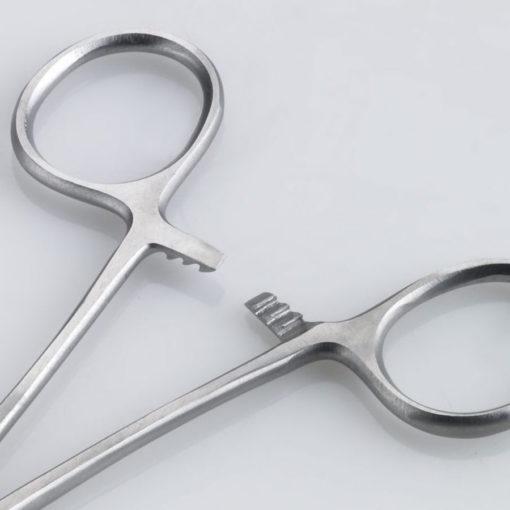 Susol Single Use Halsey Needle Holder pk10 Handles