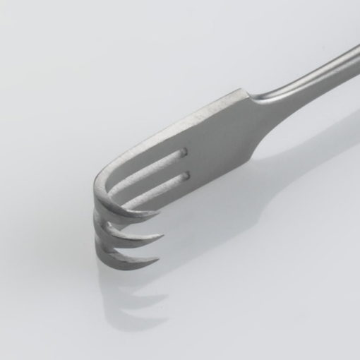 Susol Single Use Kilner Catspaw Retractor Double Ended 15cm pk10 Product Image Paw min