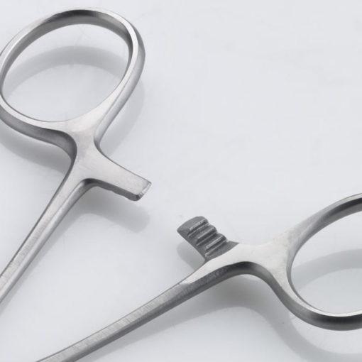 Susol Single Use Kilner Needle Holder 13.5cm pk10 Handles
