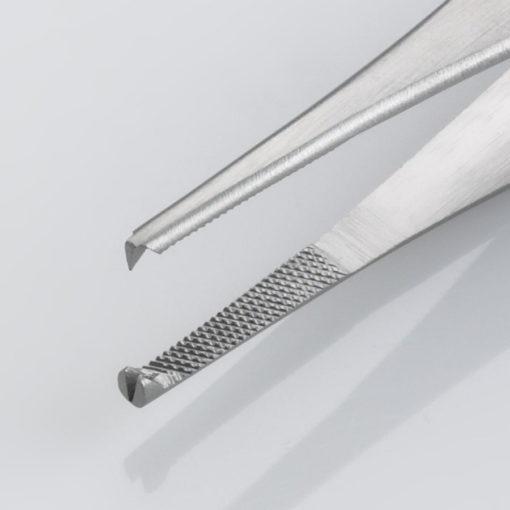 Susol Single Use Lane Dissecting Forceps 12 Teeth 13cm pk10 Teeth min