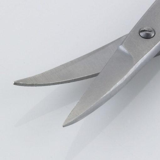 Susol Single Use Nail Scissors Curved 9cm pk10 Cutting Edge min