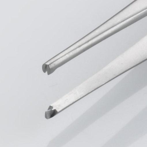 Susol Single Use Treeves Dissecting Forceps 12 Teeth 13cm pk10 Teeth min