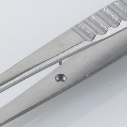 Susol Single Use Waughs Dissecting Forceps Serrated 15cm pk10 Pin min