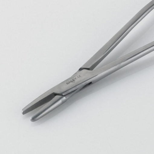 Thompson Walker Needle Holder Straight Jaws