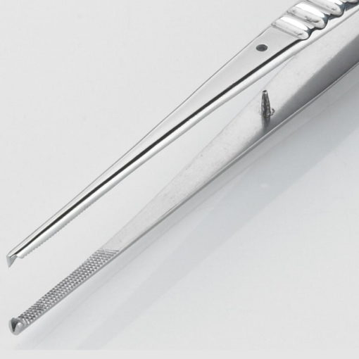 Waughs Dissecting Forceps 12 Teeth 15cm Product Image Teeth min