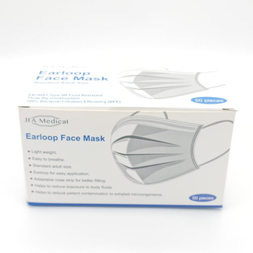 Product Image - Type IIR Medical Face Masks