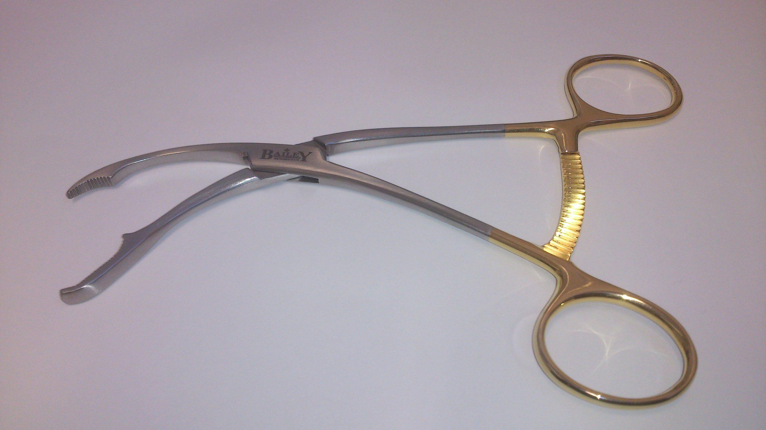 Scarf Bone Clamp B/J Delicate 170mm