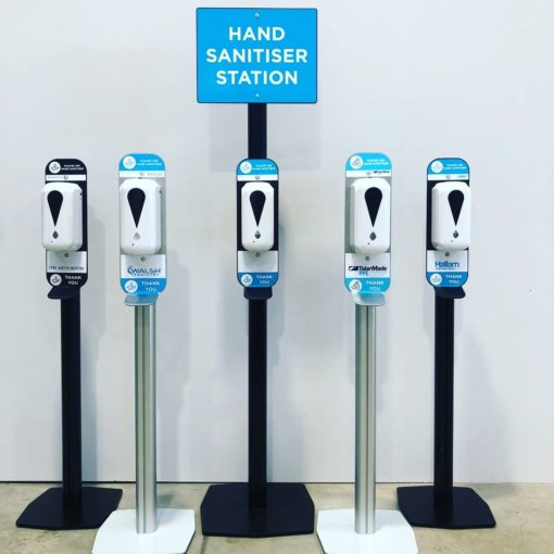 Hand station min
