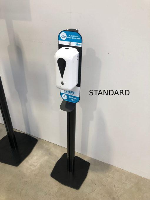 Sanitising station standard scaled