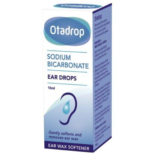 Bicarbonate Ear Drops min